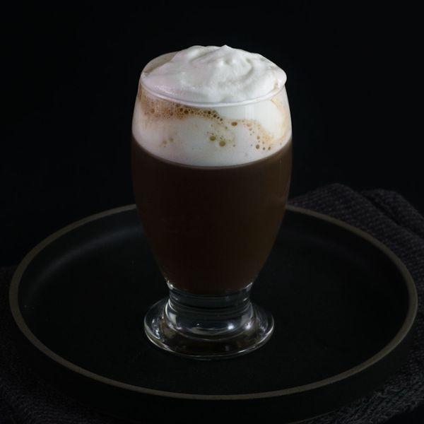 Verte Chaud cocktail photo