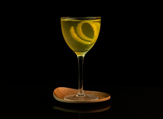 Vesper cocktail photo