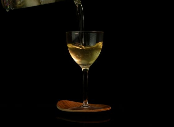 Vesper cocktail photo