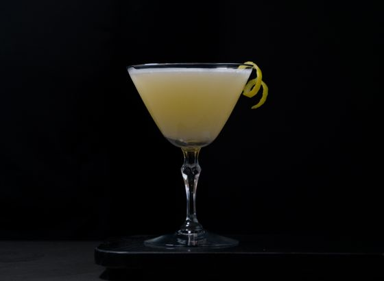 White Lady cocktail photo