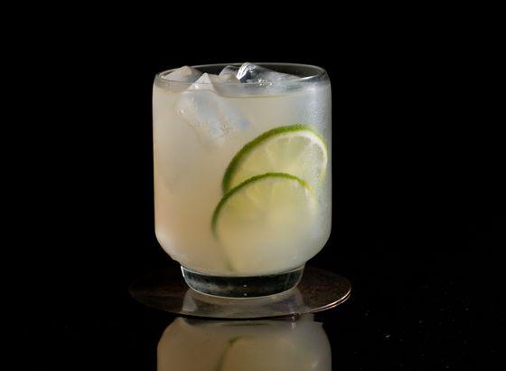 Apium cocktail photo