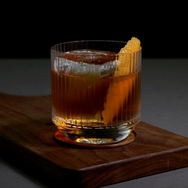 Arrack Strap cocktail photo