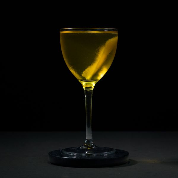 Belfast Bastard cocktail photo