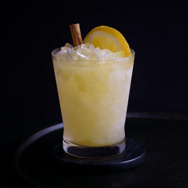 Cinnamon Girl cocktail photo