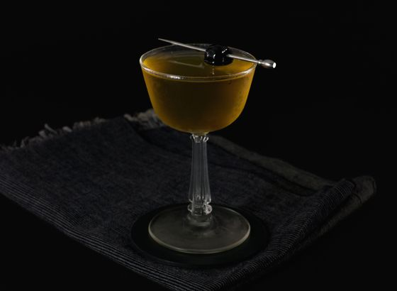 Diamondback cocktail photo