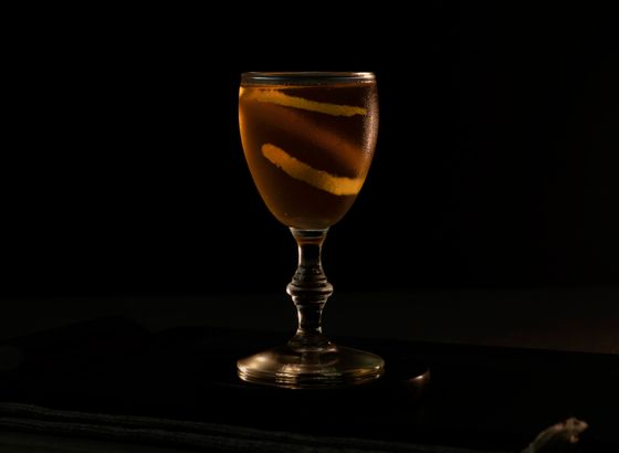 French Canadian cocktail photo