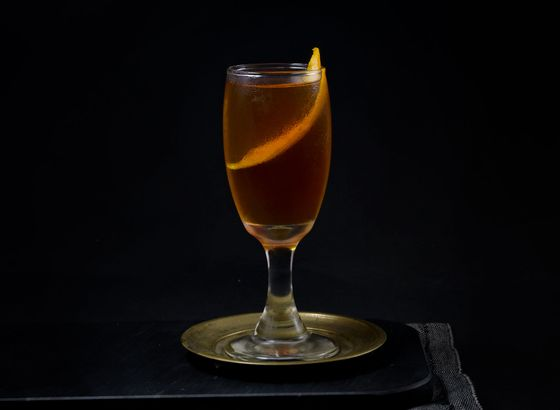 Green Glacier cocktail photo