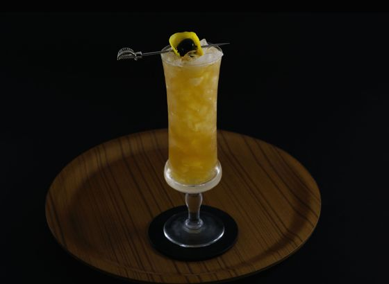 Hurricane cocktail photo