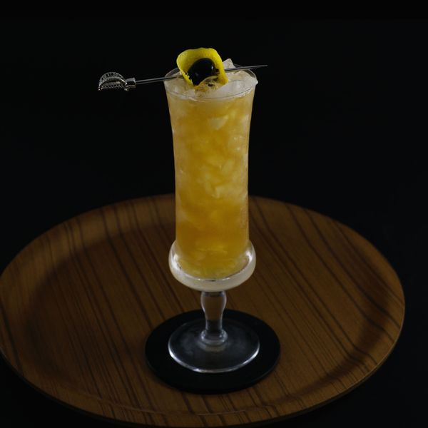 Hurricane cocktail photo