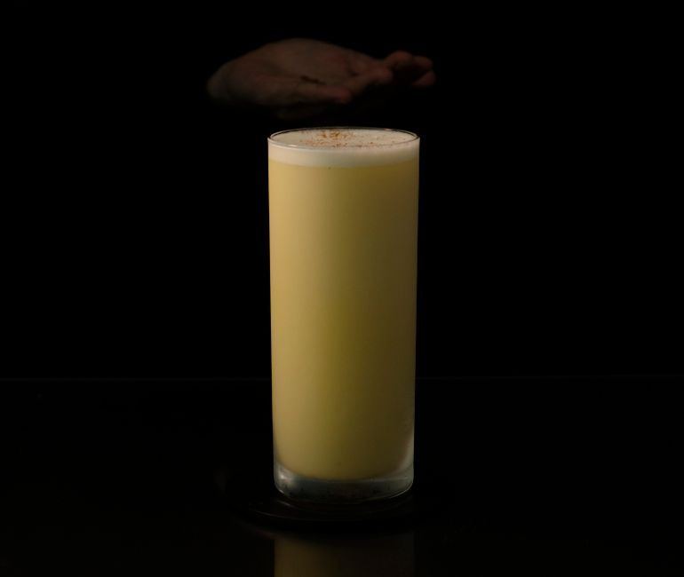El Tigre cocktail photo
