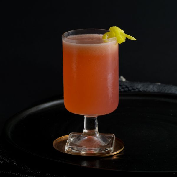 Maiden's Blush cocktail photo