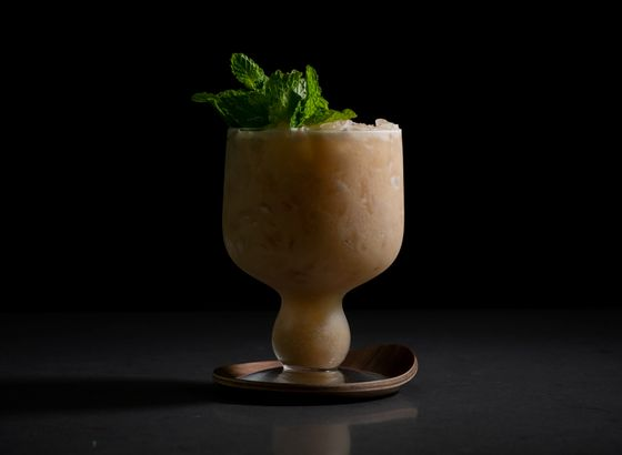 Odd Bedfellows cocktail photo
