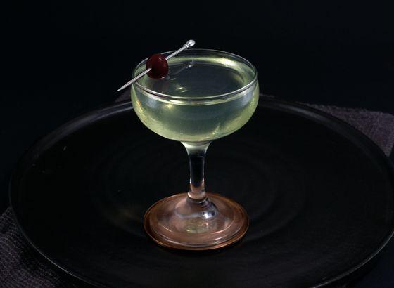 Conifer cocktail photo