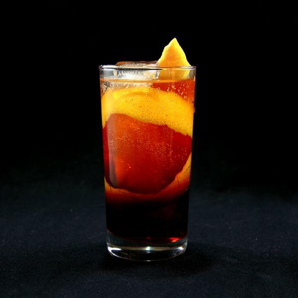 Americano cocktail photo