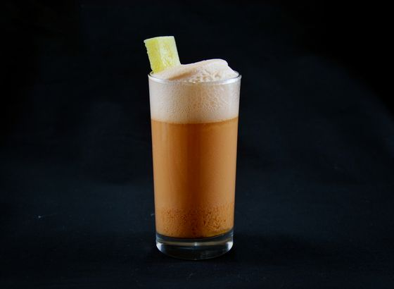 Angostura Fizz cocktail photo