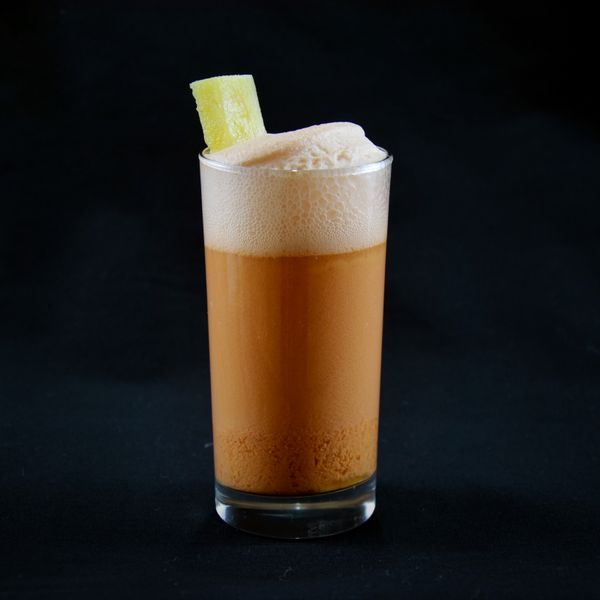 Angostura Fizz cocktail photo