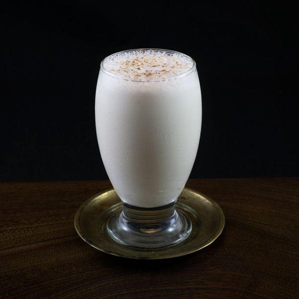 Baltimore Eggnog cocktail photo
