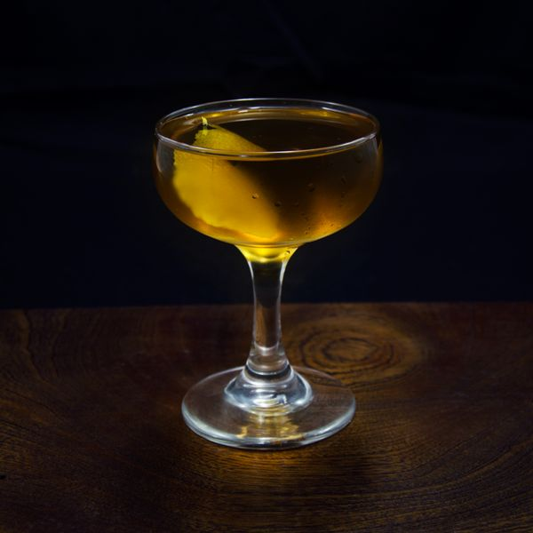 Bijou cocktail photo