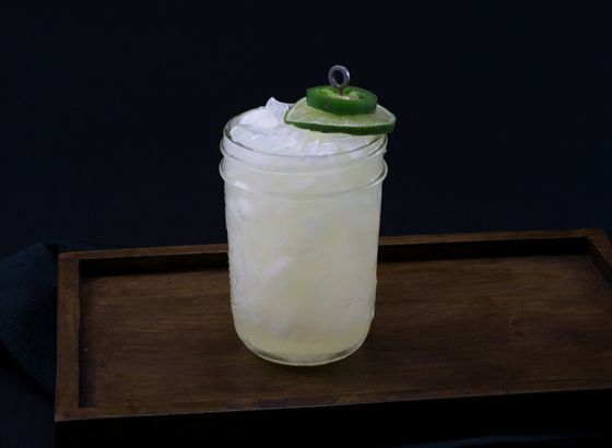 El Burro cocktail photo