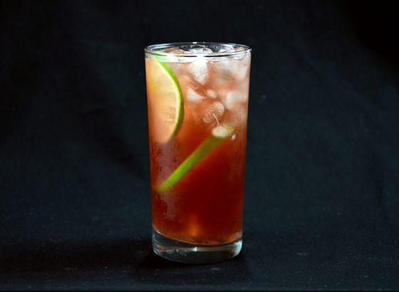 El Diablo cocktail photo
