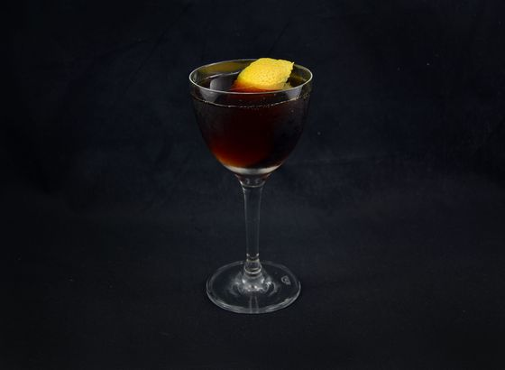 Hanky Panky cocktail photo