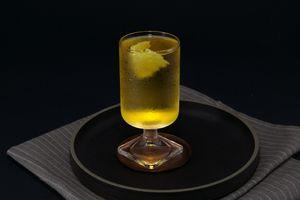 apple cider cocktail photo
