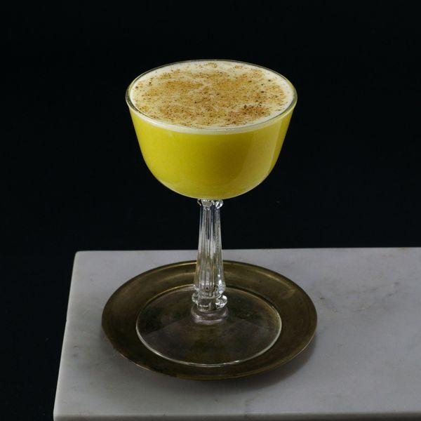 Rum Flip cocktail photo