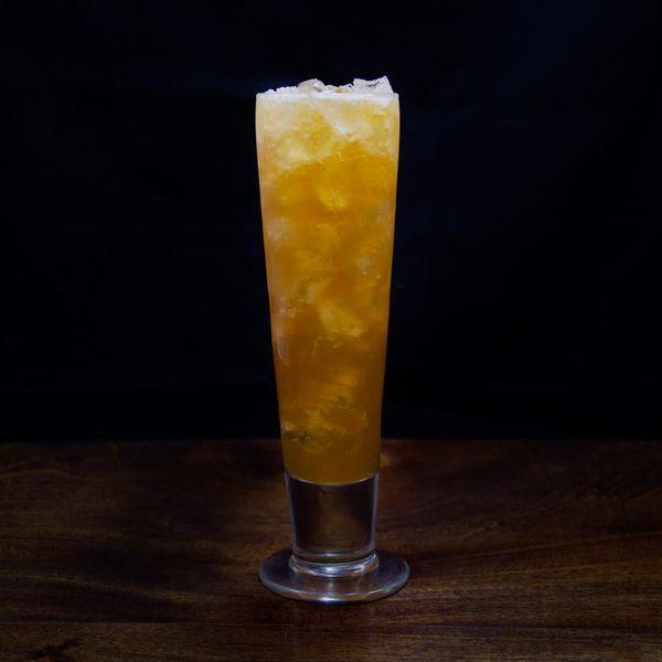 Test Pilot cocktail photo