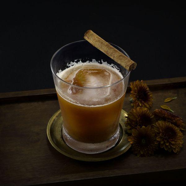 Vampire Blues cocktail photo