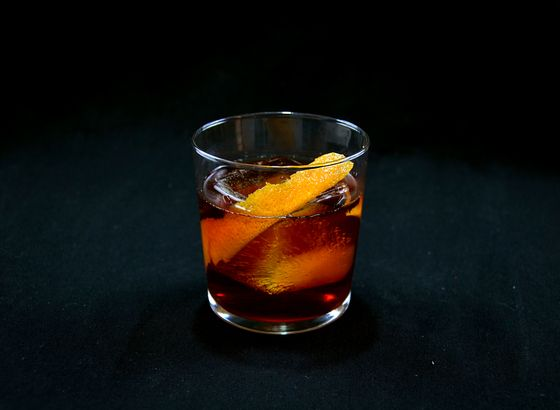 Vieux Carré cocktail photo