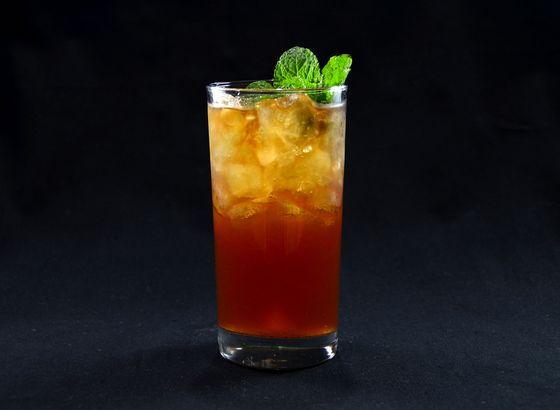 Zombie cocktail photo