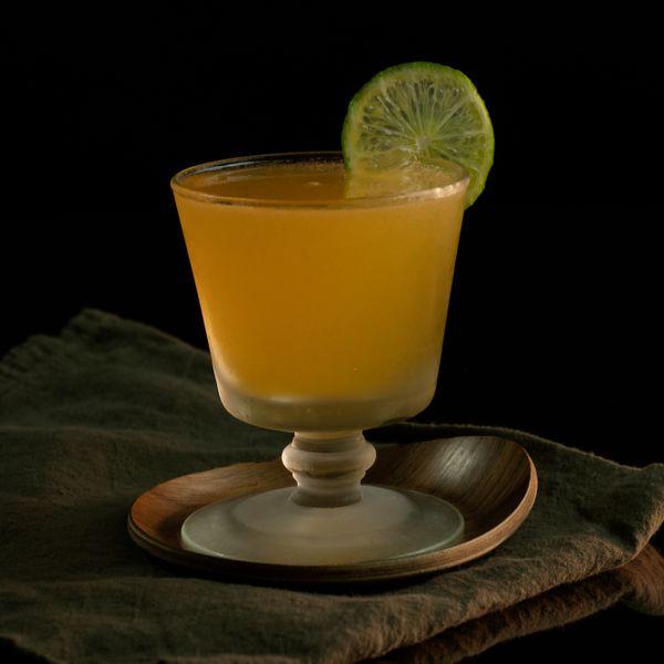 Royal Bermuda Yacht Club cocktail photo
