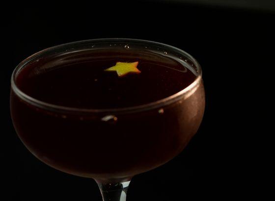 Star cocktail photo