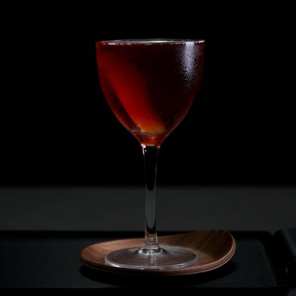 Suburban cocktail photo